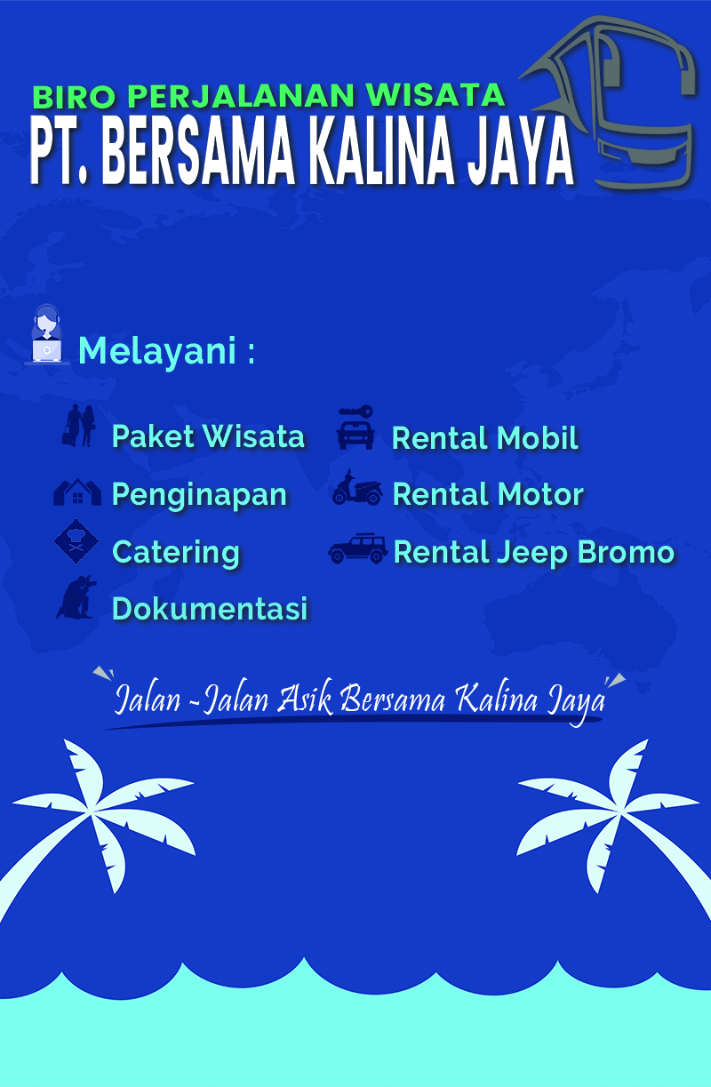bersama kalina jaya tour travel